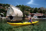 Sea Kayaking, Kekova-Simena