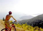 Mountain biking in Lycia