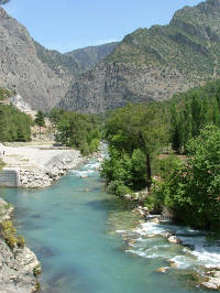 River in Lycia