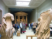 Nereid Monument Room, British Museum