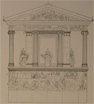 Nereid Monument Diagram