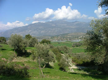 Xanthos Valley